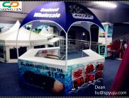 Mall Kiosk Event Tent Food Booth Manufacturer
