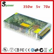 Wholesale 350w 5v 70a Led Power Supply 5volt With  Manufacturer