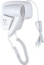 Bathroom Wall Mounted Hair Dryer With Saving-elect Manufacturer