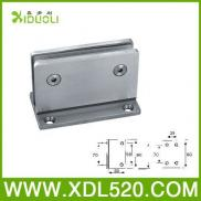 Stainless Steel Bathroom  Glass Clamp  Manufacturer