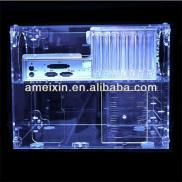 Customized PMMA Computer Case Manufacturer