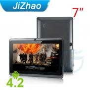 7 Inch Tablet Pc Android 4.2.2 Free Game Wifi HDMI Manufacturer