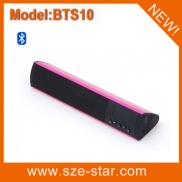 Latest Latest Stereo Bluetooth Speaker With  Micro Manufacturer