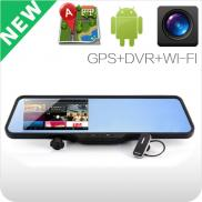 Smart Rear View Camera With GPS Navigation Bluetoo Manufacturer