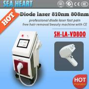 Permanent 808nm Diode  Laser  Hair Removal Beauty  Manufacturer