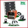 10W  Solar  Home  Lighting  System Manufacturer