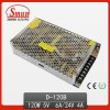 120W 5V 24V Dual Output  Switching Power Supply  D Manufacturer