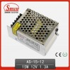 15W 12V Single Output AC-DC Switching Power Supply (AS-15-12)