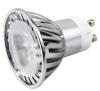 GU10 1*3W High Power  LED Spotlight  ( CREE /Ediso Manufacturer