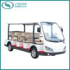 CE Electric Car Shuttle Bus 11 Seats with Gearbox  Manufacturer