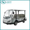 CE Electric Car Shuttle Bus 8 Seats Power Assisted Manufacturer