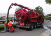 Sewage Suction Truck with Jetter Flushing Manufacturer