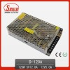120W 5VDC 12VDC Output Switching Power Supply Dual Output (D-120A)