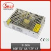 60W 5V 12V DC Dual Output Switching Power Supply (D-60A)