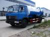 Dongfeng 153 Sewage Suction Truck Manufacturer