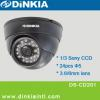 CCD Water-Proof IR Dome Camera (DS-CD201) Manufacturer