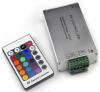 Infrared 24-Key RGB Controller (Aluminum) LED Cont Manufacturer
