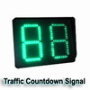 LED  Traffic Signal  Light (DJS600-3-ZGSM-2-RG) Manufacturer