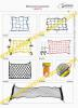 Motorcycle Accessories -Motorcycle Luggage Net (SF Manufacturer