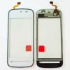 White Mobile Phone  Touch Screen  for  Nokia  5230 Manufacturer