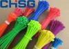 Colorful Zip Cable Ties (SG) Manufacturer