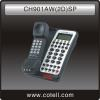 1.8/1.9/2.4GHz Cordless Telephone (CH901AW(2D)SP) Manufacturer