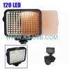 120 LED Video Light with Two Color Temperature Tra Manufacturer
