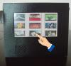7inch Touch Screen  LCD Advertising Player  / Medi Manufacturer