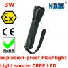 Explosion Proof Light-LED Flashlight 3W Manufacturer