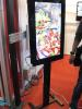 Floor Standing Advertising Player with Touch Scree Manufacturer
