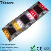 Solar LED  Flashing  Power Light  with CE Manufacturer