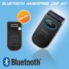 Solar Power Bluetooth  Handsfree Car Kit Manufacturer
