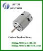 Carbon-Brushes Motors (ARS-750PM) Manufacturer