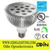 UL LED Par38 Spotlight, E26 E27, 277V, Dimmable 12X3W