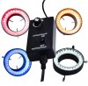 micrscope ring light colorful led ring l ight yell Manufacturer