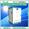 100kW off grid battery inverter for 3 phase hybrid load use