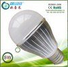 Factory For Sale 5W  LED  Bulb  Lamp  with CE/RoHS Manufacturer