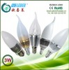High Power 3*1W E14 Candle LED Lights