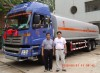 Fuel Tank Car Stage Vehicle-Tank Truck Special Veh Manufacturer