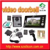 "7"" Color TFT  Screen Video Door Phone Systerm"