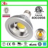Dimmable 18W COB  Par38 LED Spotlight  UL ETL CE R Manufacturer