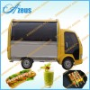 Electric Mobile  Food Car Azs006 Manufacturer