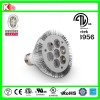 High Power  Par30  LED Spotlight  Dimmable UL Cul Manufacturer