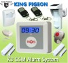 GSM Wireless Home Security Anti-Theft Alarm Systm. Manufacturer