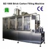 Semi Automatic Liquid Brick Carton Filling Machine Manufacturer