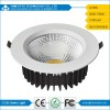 Rotatable Dimmable 10W COB  LED Down Lighting  wit Manufacturer