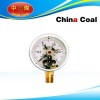Mine Explosion Proof Electric Contact Pressure Gauge