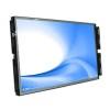 Widescreen 22'' Wide View Angle Industrial Open Frame Touchscreen Monitor with Resistive Touch, 300nits,VGA,DVI