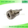 Copper DC Power Coaxial Jack Socket