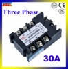 Factory Supply DC To AC 30A Three Phase Solid Stat Manufacturer